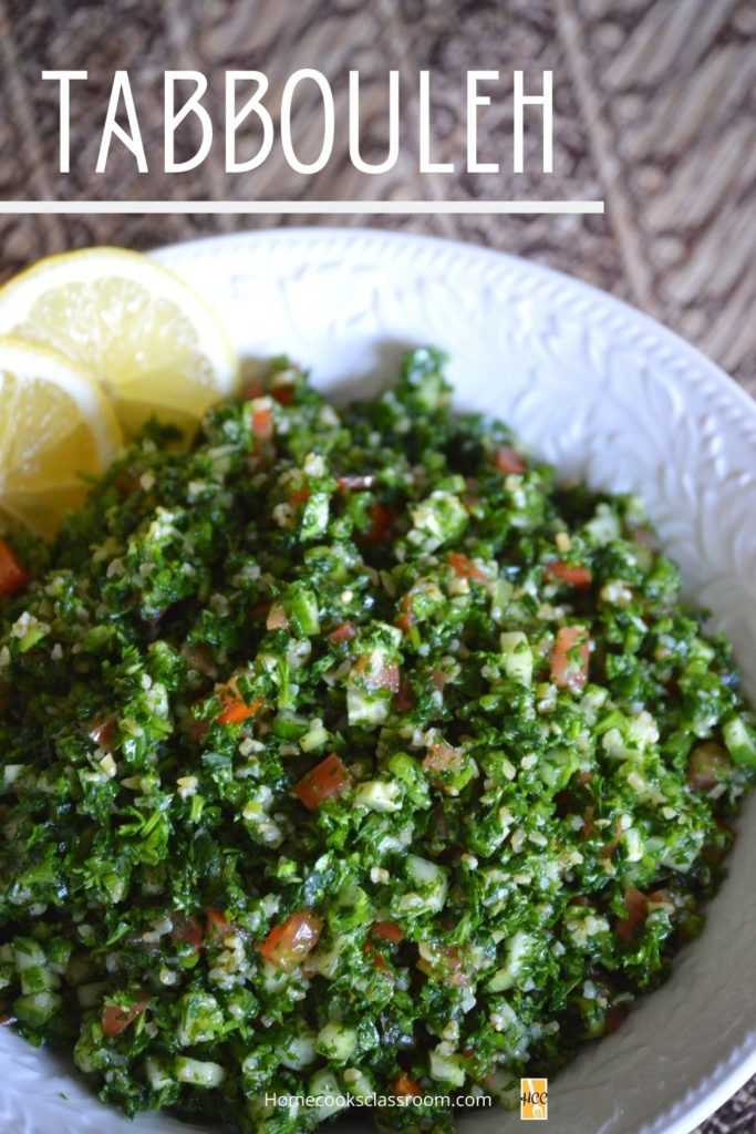 Tabbouleh Salad Recipes Home Cooks Classroom,Poison Sumac Rash Stages
